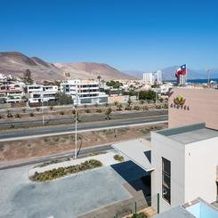 PARKING LOT Hotel Geotel Antofagasta Antofagasta